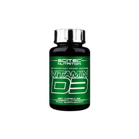 Scitec Vitamin D3 250 kaps.