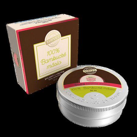 Topvet 100% Bambucké maslo, 50 ml