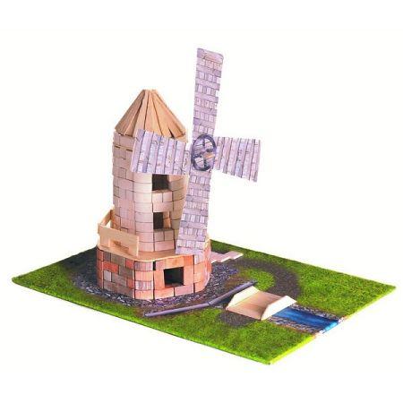 TREFL BRICK TRICK Větrný mlýn