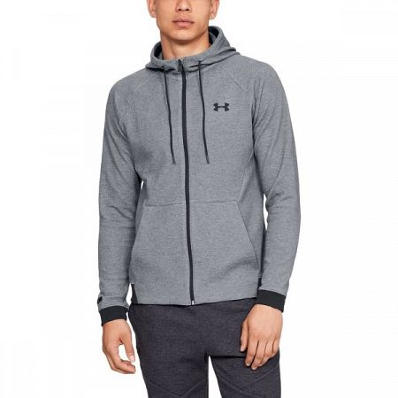 Under Armour Unstoppable 2X Knit Fz Grey grey XL